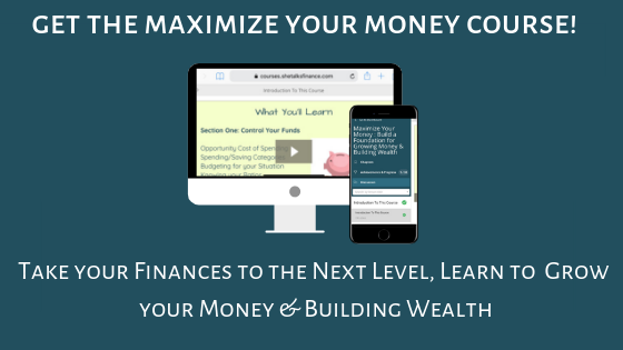 Learn to grow money and build wealth