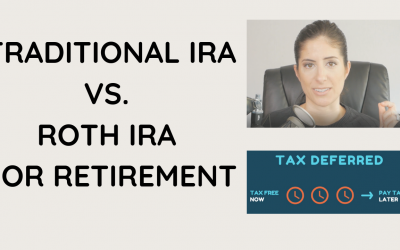 Comparing a Traditional IRA vs. a Roth IRA for Retirement Financial Planning