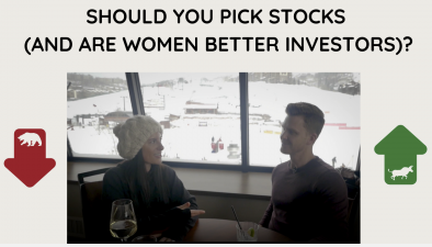 Should You Pick Stocks (And Are Women Better Investors)?