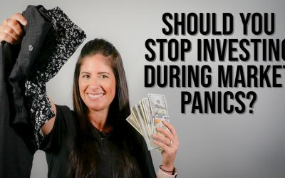 Should You Stop Investing During Stock Market Panics?