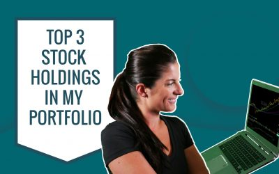 The Top 3 Holdings In My Stock Portfolio