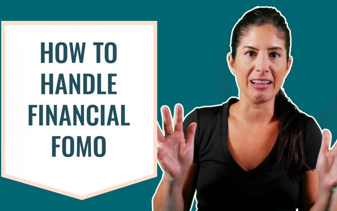 How To Handle Financial FOMO – (Money In a Hot Minute #02)