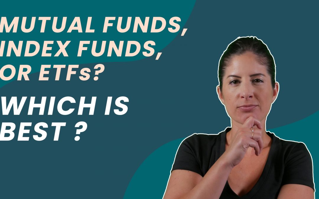 Mutual fund vs. ETF vs. Index Fund: Which is best?