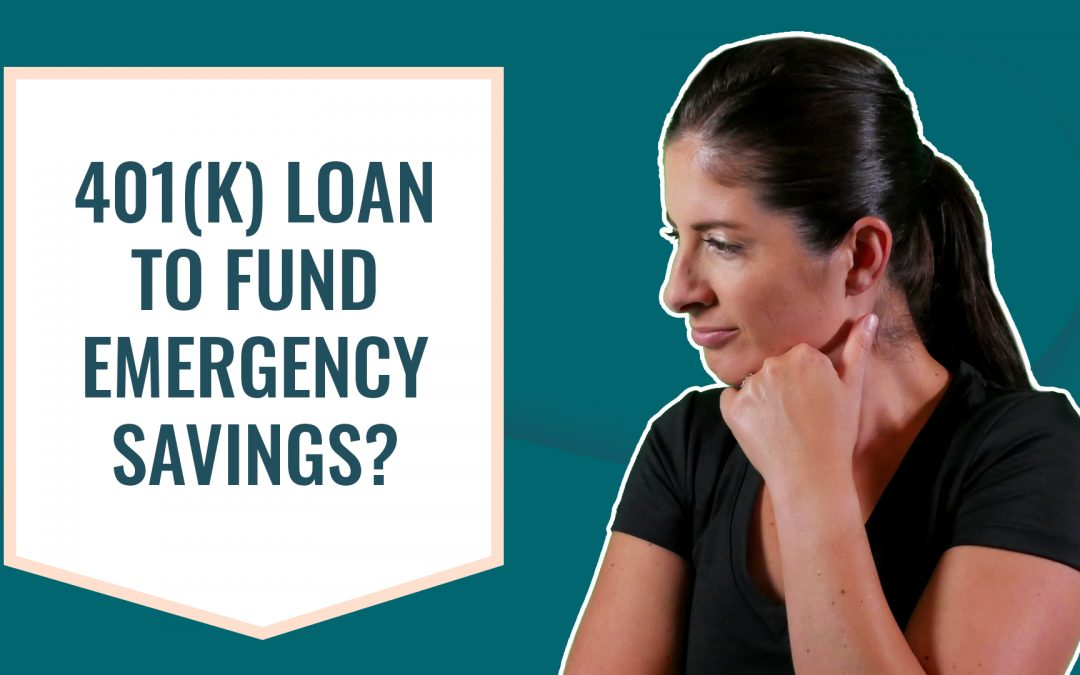 Should I Take Out A 401(k) Loan? (Money In A Hot Minute #04)