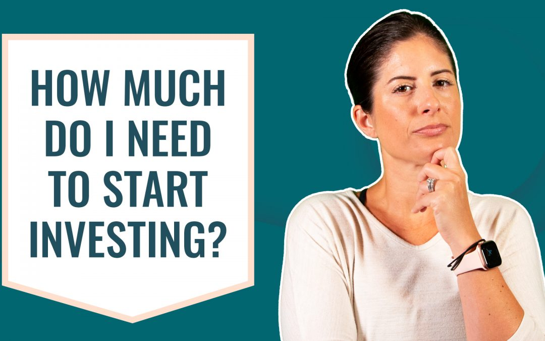 How Much Money Do I Need To Start Investing? (Money In A Hot Minute #05)