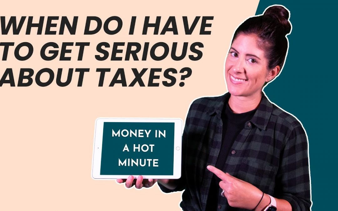 When Do You Have To Consider Taxes When Investing? (Money In A Hot Minute #07)