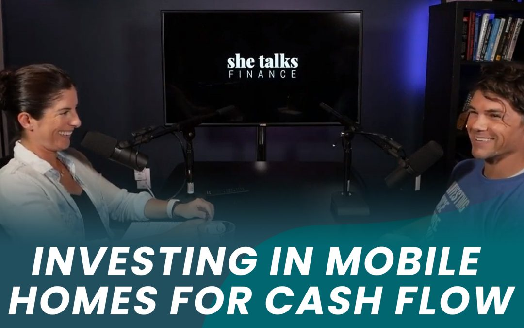 How To Invest In Mobile Homes For Cash Flow (Interview with John Fedro)