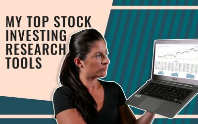 My Top 4 Stock Investing Research Tools