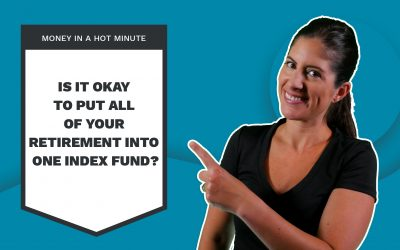How Many Index Funds Should You Invest In? (Money In A Hot Minute #12)